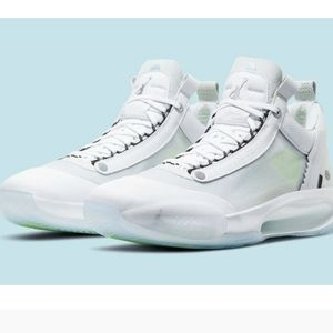 Jordan 34 low white color